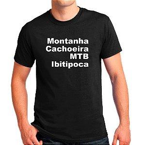 Camiseta Ibitipoca