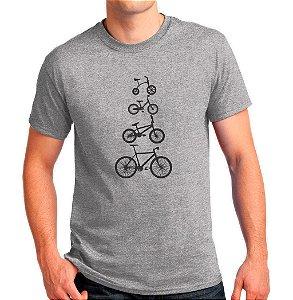 Camiseta Minhas bicicletas