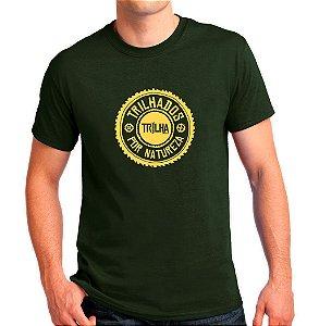 Camiseta Trilhados por natureza