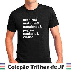 Camiseta Trilhas de Juiz de Fora