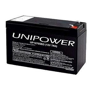 Bateria Selada NoBreak - 12v 7Ah Up1270Seg - UniPower