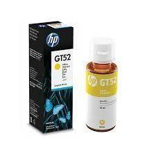 Refil de Tinta HP Yellow GT52 M0H56AL 70ML Original