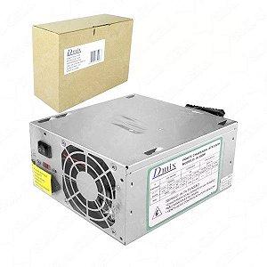 Fonte ATX 250w Mod. A-250W S/cabo Cinza DmiX