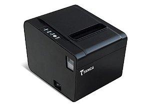 Impressora Não Fiscal Térmica Tanca Tp-650 Serrilha e Guilhotina USB Serial e Ethernet