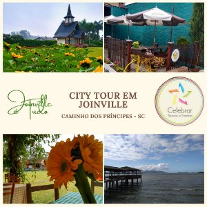 Tour: City tour em Joinville (02 PESSOAS)