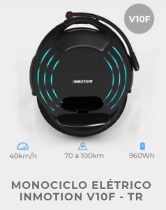 Monociclo V10F - 2000w