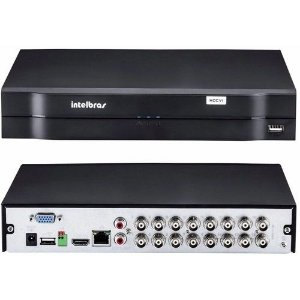 GRAVADOR DVR DIGITAL MHDX 1116 INTELBRAS