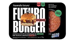 BURGER DO FUTURO DEFUMADO BANDEJA 230g - FAZENDA FUTURO