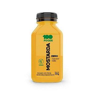 MOSTARDA 200G - 100 FOODS