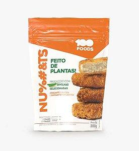 EMPANADO DE ERVILHA 200G - 100 FOODS