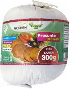 PRESUNTO DEFUMADO 300G - GOSHEN