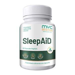SleepAid 60 Cápsulas Vegetais