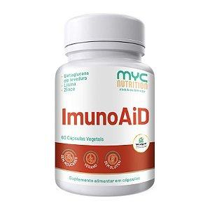 ImunoAid 60 Cápsulas Vegetais