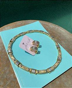 Conjunto Inspiração Cartier