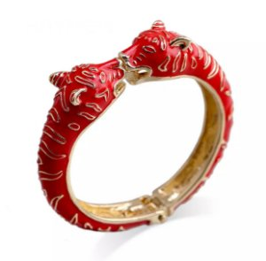 Bracelete Safari Vermelha