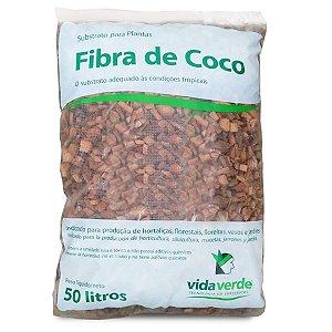 Chip de Coco para Orquídeas 7 e 50 Litros - Vida Verde