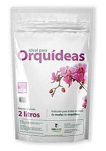 Tropstrato Orquídeas Mix - Vida Verde (2 ou 40 Litros)