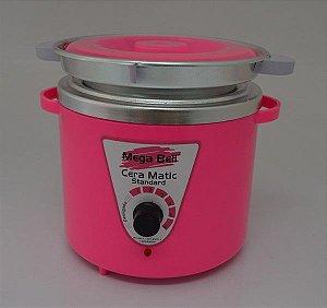 Termocera Mega Bell Standard 900g Rosa c/ Refil