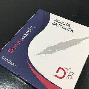 AGULHA EASY CLICK DERMOCAMP 3 PONTAS 30MM