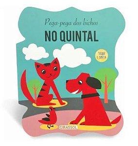 Pega pega dos bichos no Quintal
