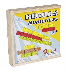 Réguas Numéricas