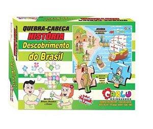 Quebra Cabeça História Descobrimento Do Brasil
