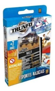 Super Trunfo Esportes Radicais