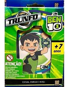 Super Trunfo Ben 10