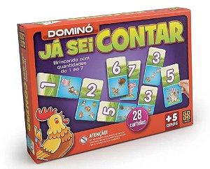 Domino Ja Sei Contar
