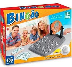 Bingo 100 Cartelas Nig