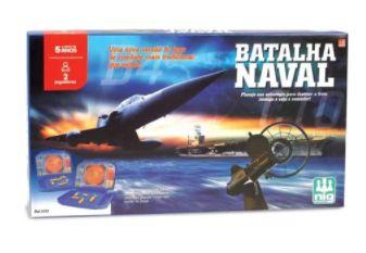 Batalha Naval Nig Brinquedos