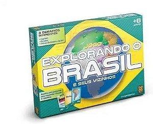 Explorando O Brasil E Seus Vizinhos
