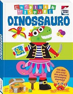 Escolha E Misture Dinossauro