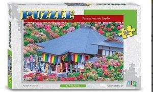 Puzzle Primavera No Japão