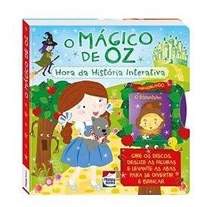 O Magico De Oz Hora Da Historia Interativa