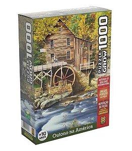 Puzzle 1000 Outono Na América
