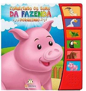 Conhecendo Os Sons Da Fazenda Porquinho