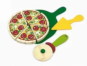 Colecao Comidinhas - Pizza + Acessorios