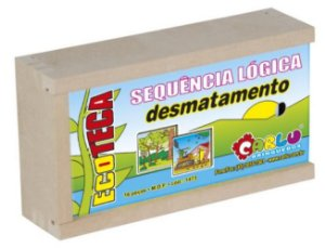 Sequencia Logica Desmatamento Carlu Brinquedos