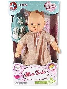 Boneca Meu Bebê - Assortments Estrela