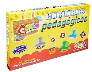 Carimbo pedagógicos