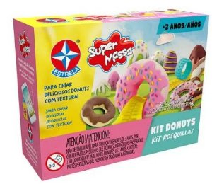 Super massa Kit Donuts