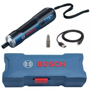 Parafusadeira à Bateria 3,6V BOSCH GO Versão Solo BIVOLT BOSCH