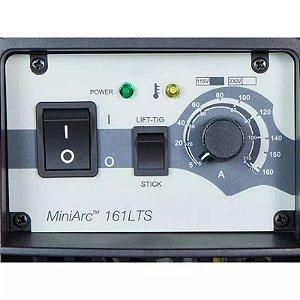 Solda Inversora 161LTS ARC 110/220V ESAB