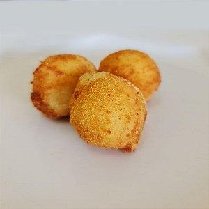 Mini Bolinha de Queijo Frito 25 Unid.