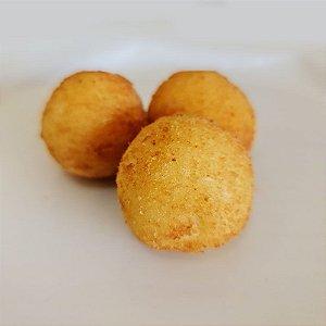 Mini Bolinha de Milho Frito 25 Unid.