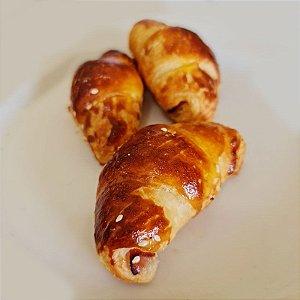 Mini Croissant 4 Queijos 25 Unid.