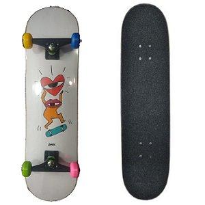 Skate Completo com Shape Amee Glory 8 Polegadas
