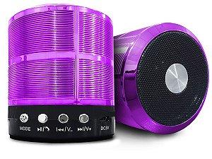 Caixinha Caixa Alto Falante Portátil Som Forte Bluetooth Mp3