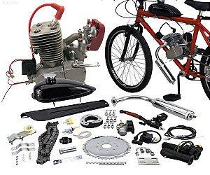 Motor De Bicicleta 100cc  Importway Mais Potente